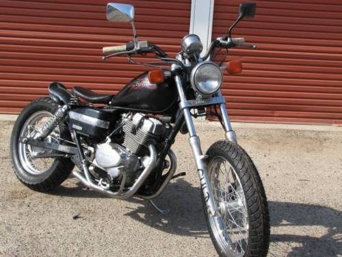 2006 Honda Rebel Black for sale