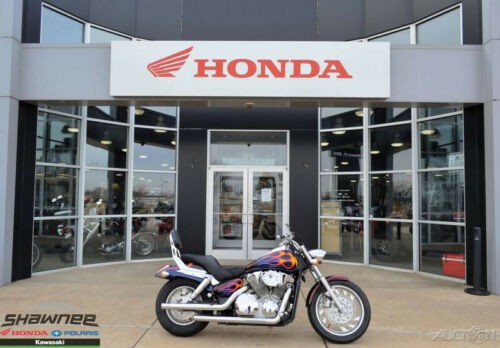 2006 Honda VTX C CUSTOM FLAME photo