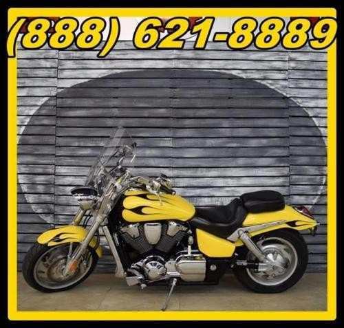 2006 Honda VTX C36-Type C Yellow for sale