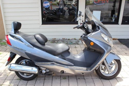 2006 Suzuki BURGMAN 400 TYPE S Gray photo