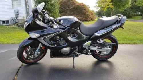 2006 Suzuki GSX / Katana Black photo