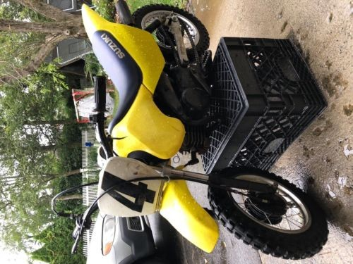 2006 Suzuki jr50 Yellow photo