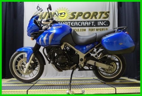 2006 Triumph Tiger BLU photo