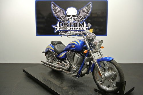 2006 Victory Ness Signature Series JackPot — Blue for sale