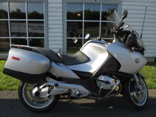2007 BMW R-Series silver photo