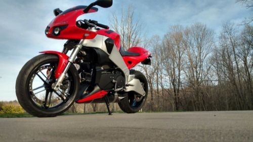 2007 Buell XB9R Firebolt Red for sale