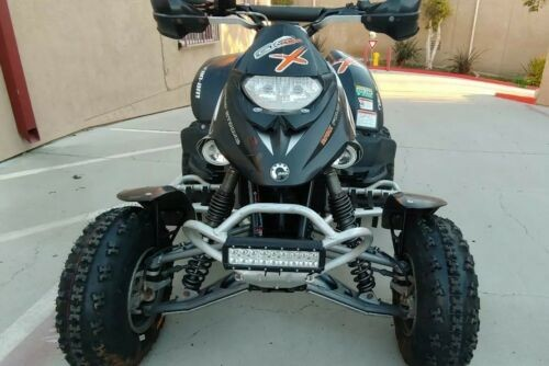 2007 Can-Am DS 650 X Black photo