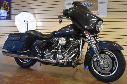 2007 Harley-Davidson Touring GREY photo
