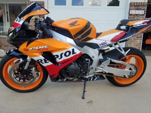 2007 Honda CBR Repsol for sale