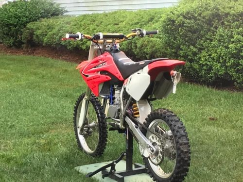 2007 Honda CR Red for sale