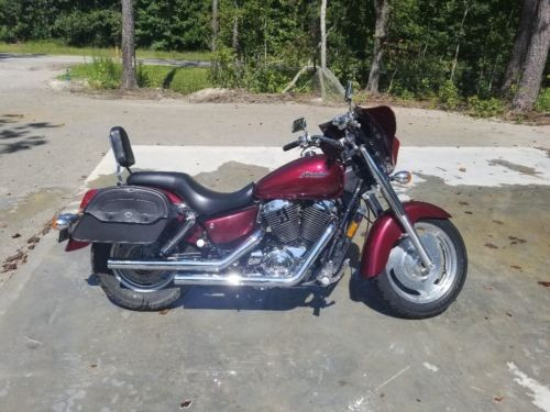 2007 Honda Shadow Burgundy for sale craigslist