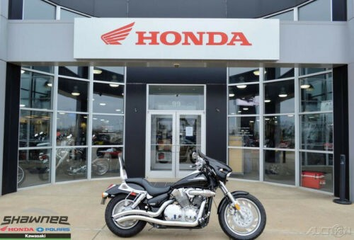 2007 Honda VTX C Black photo