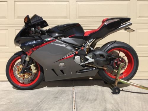 2007 MV Agusta F4 1000R Gray for sale craigslist
