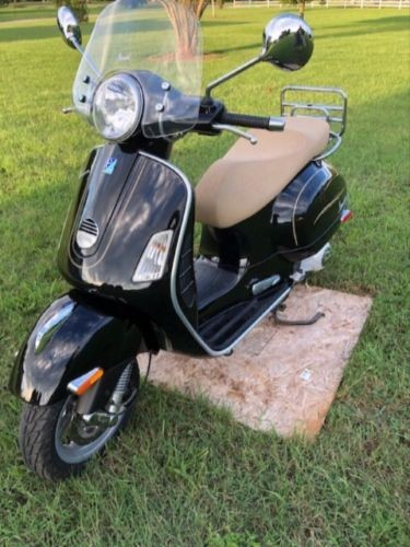 2007 Other Makes Vespa GTS 250 Black photo