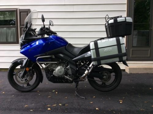 2007 Suzuki Vstrom DL1000 Blue for sale