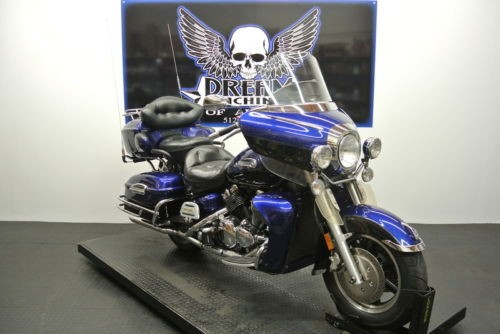 2007 Yamaha Royal Star Venture XVZ13TF — Blue for sale craigslist