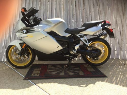 2008 BMW K Series Silver for sale craigslist