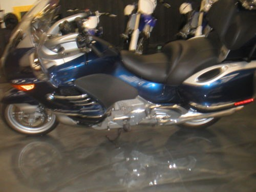 2008 BMW K-Series Blue photo