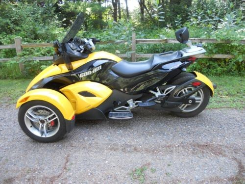 2008 Can-Am SPYDER GS SM5 YELLOW craigslist
