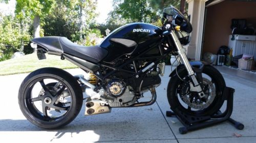 2008 Ducati S2R 1000 Black for sale craigslist