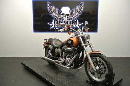 2008 Harley-Davidson FXDL – Dyna Low Rider 105th Anniversary Edition — Black for sale