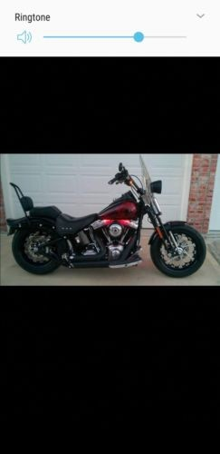 2008 Harley-Davidson Other Black photo