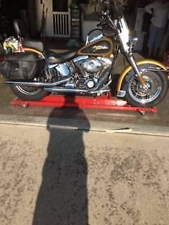 2008 Harley-Davidson Softail Harley Special Color photo