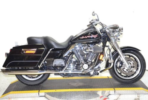 2008 Harley-Davidson Touring Vivid Black for sale