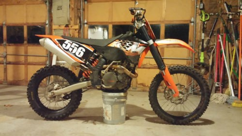 2008 KTM Other Orange photo