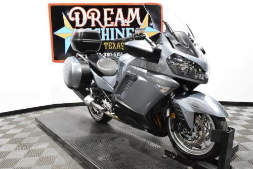 2008 Kawasaki Concours 14 ABS Managers Special — Silver for sale