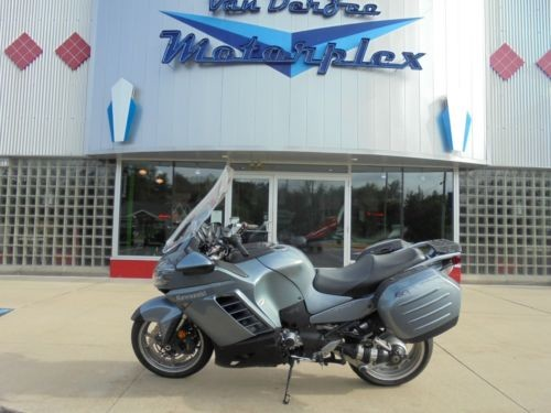 2008 Kawasaki Concours 14 Sport Touring Silver Metallic for sale craigslist