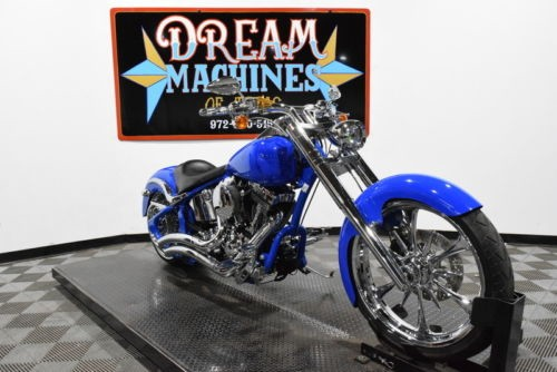 2008 Thunder Mountain Custom Firestone — Blue for sale craigslist
