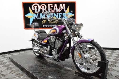 2008 Victory Ness Signature Series Cory Ness JackPot Managers S — Purple craigslist