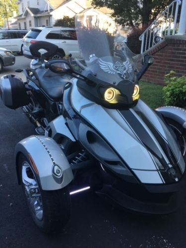 2009 Can-Am RS SE5 Gray photo