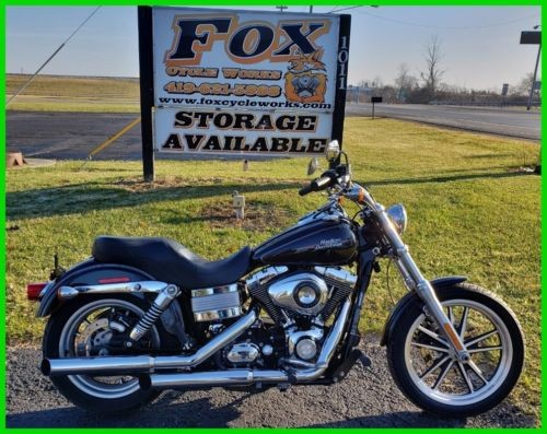 2009 Harley-Davidson Dyna Low Rider® Vivid Black photo