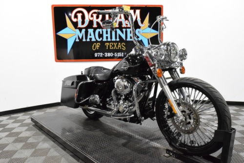 2009 Harley-Davidson FLHRC – Road King Classic Managers Special — Black for sale