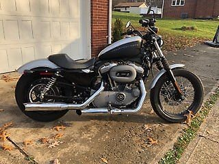 2009 Harley-Davidson Sportster PEWTER DENIM/BLACK DENIM craigslist