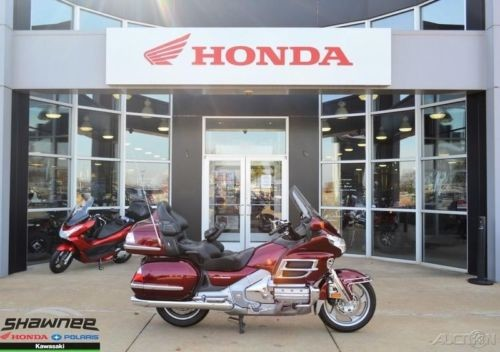 2009 Honda Gold Wing Audio Comfort Red for sale