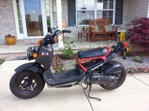 2009 Honda Ruckus Black for sale craigslist