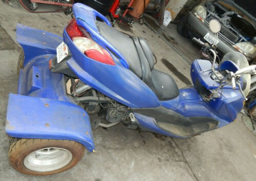 2009 Other Makes SCOOTER TRIKE Blue for sale craigslist