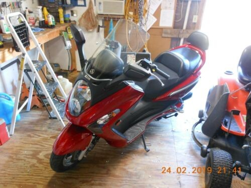 2009 Other Makes SYM RV 250 Red craigslist