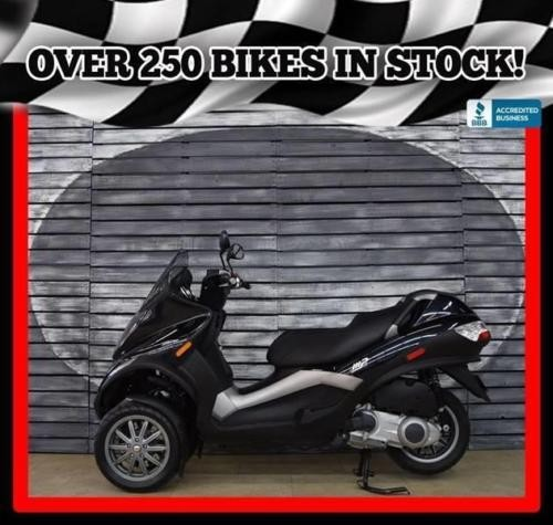 2009 Piaggio MP3 250 — Black craigslist