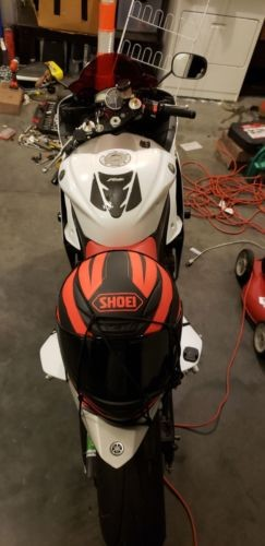 2009 Yamaha Other White photo