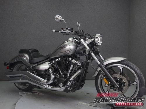 2009 Yamaha Raider XV1900  1900 SILVER/FLAMES photo