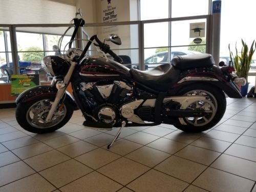 2009 Yamaha V Star Black photo
