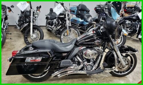 2010 Harley-Davidson Touring Vivid Black photo