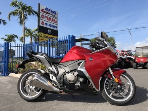 2010 Honda Interceptor 1200 Electric Shift or Automatic — for sale