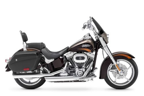 2011 Harley-Davidson Softail Maple/RomanGold photo