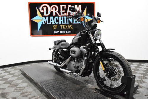 2011 Harley-Davidson XL1200N – Sportster Nightster — Black for sale craigslist