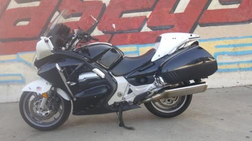 2011 Honda ST1300 Black photo